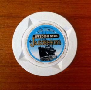 Jackobssons karaktäristiska stjärnform.